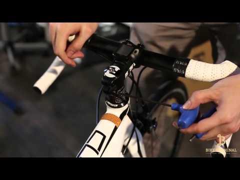วิธีการตั้งถ้วยคอจักรยาน  www.BikeTerminal.com