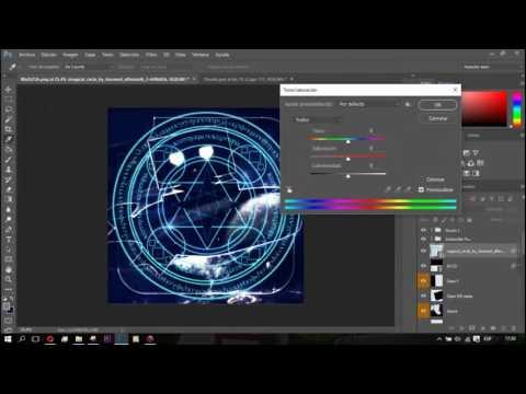 Speed Art  - Geometry Dash Profile Picture - Galaxy