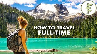 How You Can Afford to Travel Non-Stop + Job Ideas & Helpful Tips