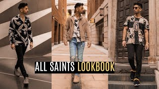 All Saints Lookbook | Try On Haul | Summer Outfits