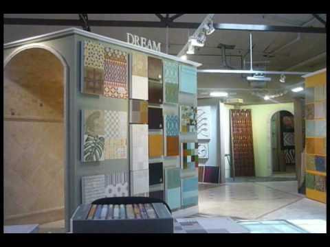 Tour Of Ceramic Tile Design San Rafael Ca Youtube