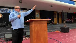 Padre Roberto Cortés- Asamblea de Servidores de RCC ADW