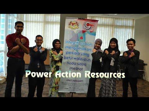 Video Laporan Latihan Industri 2018 (UMK) - Power Action Resources