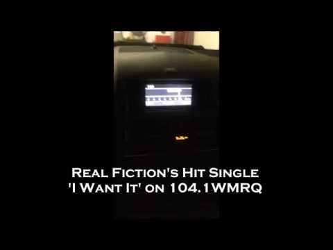 Real Fiction I Want It on 1041WMRQ