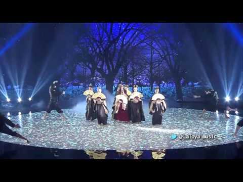 MBC The X Factor - لاتويا - Objection - العروض المباشرة