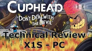 Cuphead: Technical Review A devil of a game!