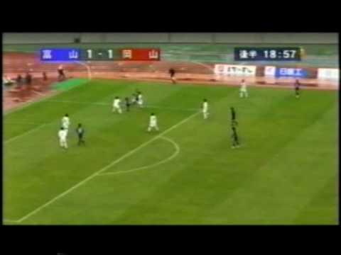 j.league 2 - montedio yamagata - fagiano okayama