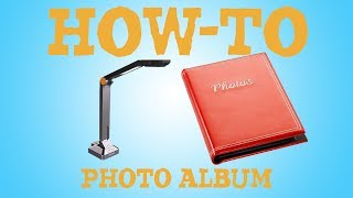 HoverCam How-To #6: Digitally Scanning Photos with Solo 8Plus Video