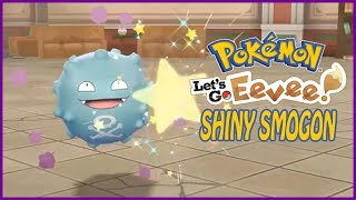 Shiny Smogon - Pokémon: Let's Go, Pikachu! und Let's Go, Evoli! - [German]