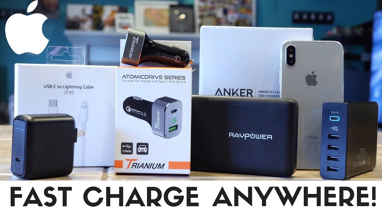 official photos b5ef3 5b6ef Best iPhone XS & iPhone XR Fast Charging Accessories!