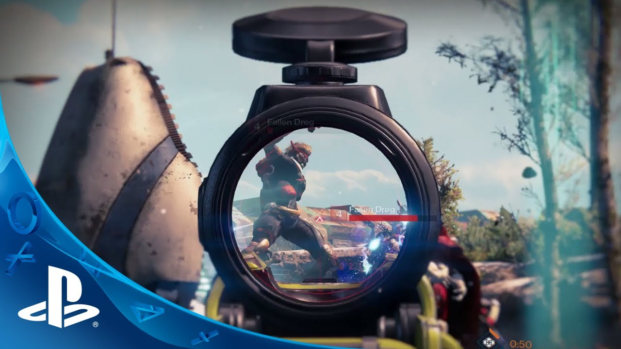 Destiny for PS4: Bungie Talks Co-op Strikes