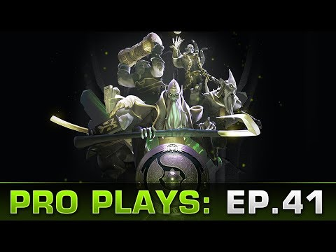 Dota 2 Top 5 Pro Plays Weekly - Ep. 41 thumbnail