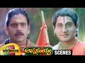 Nagarjuna Argues With Suman | Annamayya Telugu Movie Scenes | Raghavendra Rao | Mango Videos video