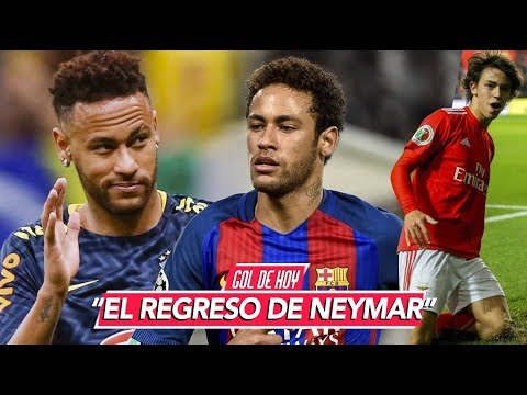 """""""NEYMAR adelanta su REGRESO AL BARCA"""" I ¿Fichaje récord al Atlético?"""