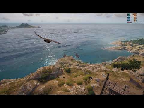 Assassin's Creed Odyssey (Medium and High Settings) 1080p i5 7500 RADEON RX460(2GB)  