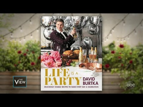 Neil Patrick Harris & David Burtka On 'Life Is A Party' & Tony Awards | The View