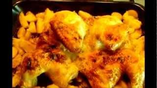 Курица в карамели  с чесноком - Londisland.com (RUS)