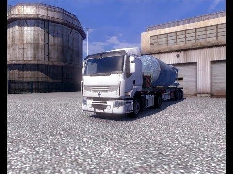 7# -- Madrid - Perpignan (Francia) -- Crazy truck driver! -- Euro Truck Simulator 2 -- TvS