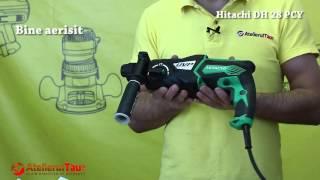 rotopercutor Hitachi DH 28 PCY - AtelierulTau.ro - Wunder Haff