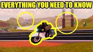 Jailbreak NEW COP MOTORCYCLES, AIRPORT, MAP EXPANSION TOUT VOUS avez besoin de SAVOIR (fr) Jailbreak Roblox