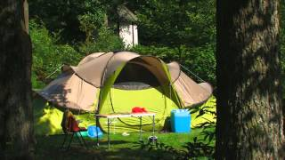 Camping Clausensee im Naturpark Pfälzer Wald