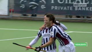 Audi Hockey League : 1/2 finale aller PO : Les highlights : Racing – Herakles (07.05.2017)