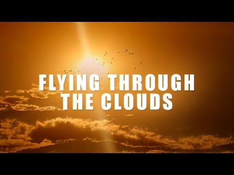 Guided Meditation for Sleep, Rest &  Relaxation: Flying through the clouds, A spoken Meditation
