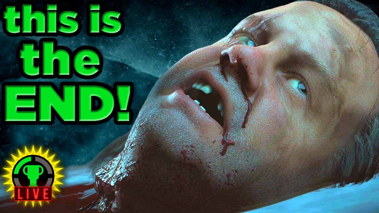 GT Live: Until Dawn - This Is the End! - GT Live: Until Dawn - This Is the End!