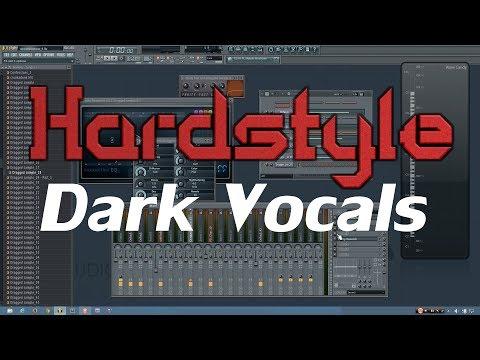 Hardstyle Tutorial: How to Make Dark Evil Vocals (FL Studio)