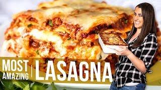 The Most Amazing Lasagna II
