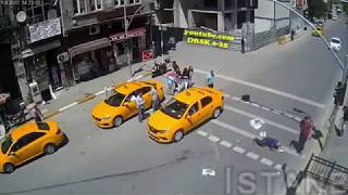Türkiye'de Mobese Trafik Kaza Kayıtları 2018-2019 Mobese Trafik Kazaları