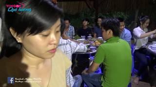 Bữa tiệc nhỏ mừng HẠ THỦY CHIẾC GHE & CHÒI MỚI l Vị Ngọt Quê Hương