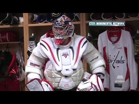 Ovi the Goalie Returns for 2014