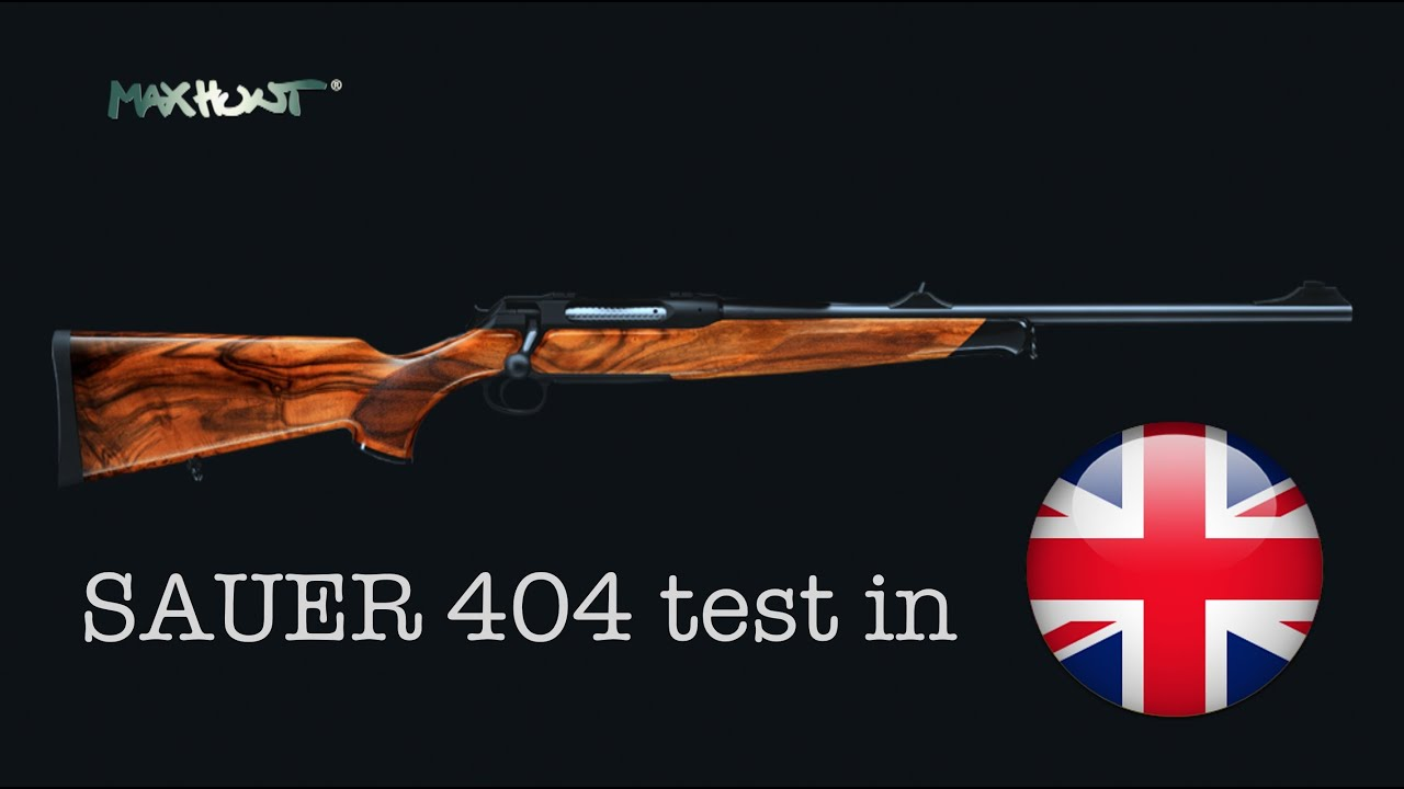f9431752a66 Testing the new SAUER 404 - Junk or MUST have ! - YouTube