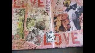 smash books and art journaling