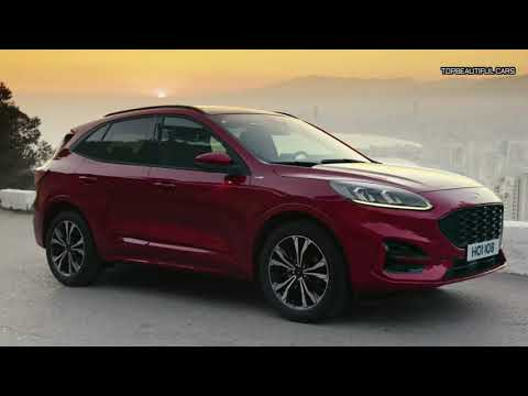 Ford Kuga ST-Line 2020 Exterior Interior and Drive