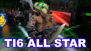 ti6 all star match kaci vs slacks pit lord dota 2
