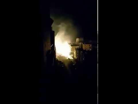 Idlib - Syria: Russia Using Banned Bombs, Killing Civilians