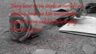 pain in my heart by Second Wind ( heartbroken senti...)