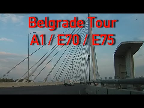 Belgrade Tour 2x Speed