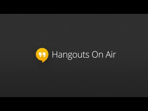 Post Live Review Hangout (26/08/2017)