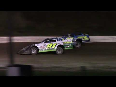 Genesee Speedway Crate Late Model Feature 10-26-19