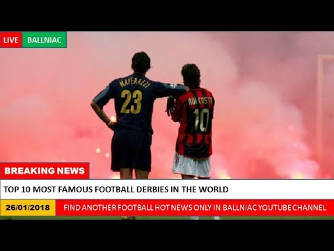 Top 10 Most Famous Football League in The World