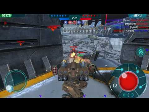 DreadLoks en Yamantau - Android | War Robots