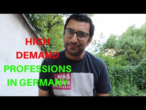 High Demand Professions Germany | Highest Paying Jobs In Germany