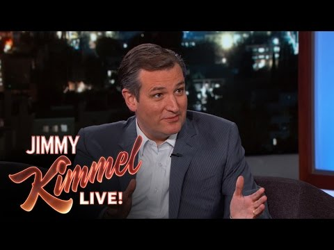 Senator Ted Cruz Discusses Not Being Liked By His Colleagues
