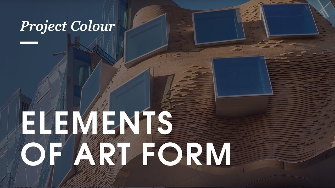 Elements Of Art Form : Elements of art form project colour youtube