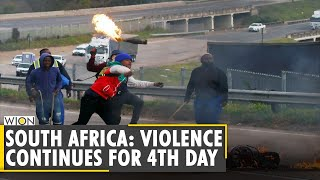 More than 60 arrested across South Africa over pro-Zuma protests   Latest English News   WION World