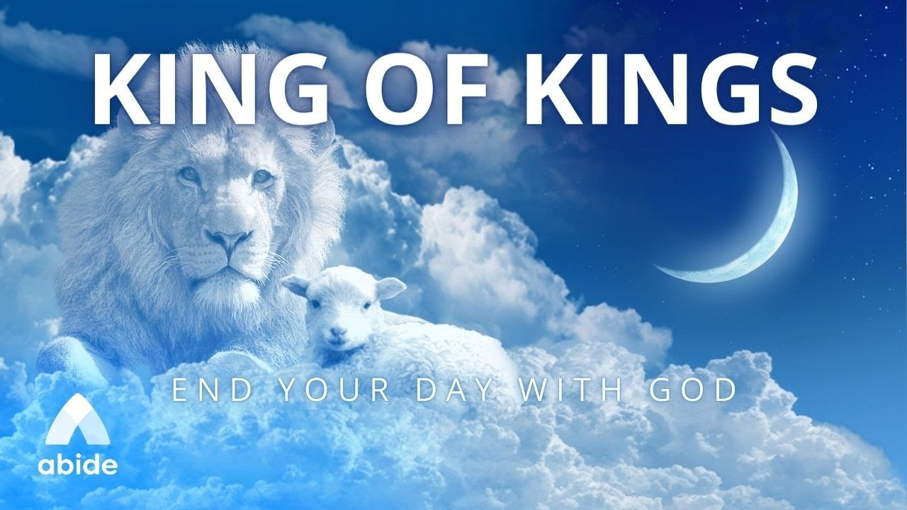 Fall Asleep Blessed In God's Protection 👑 End Your Day With THE KING OF KINGS for Deep Sleep