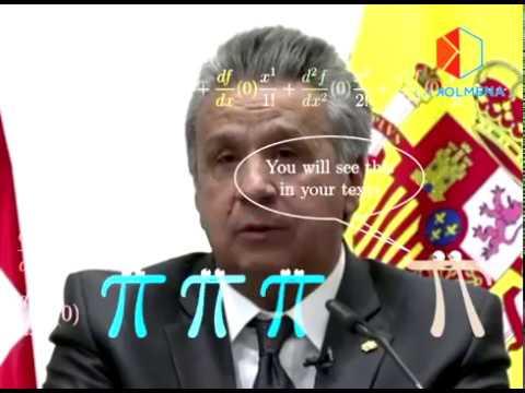 El Zángano: Lenín Moreno visita Salamanca